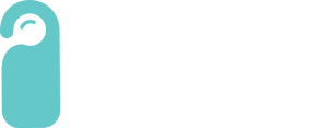 bendigo motel association logo white